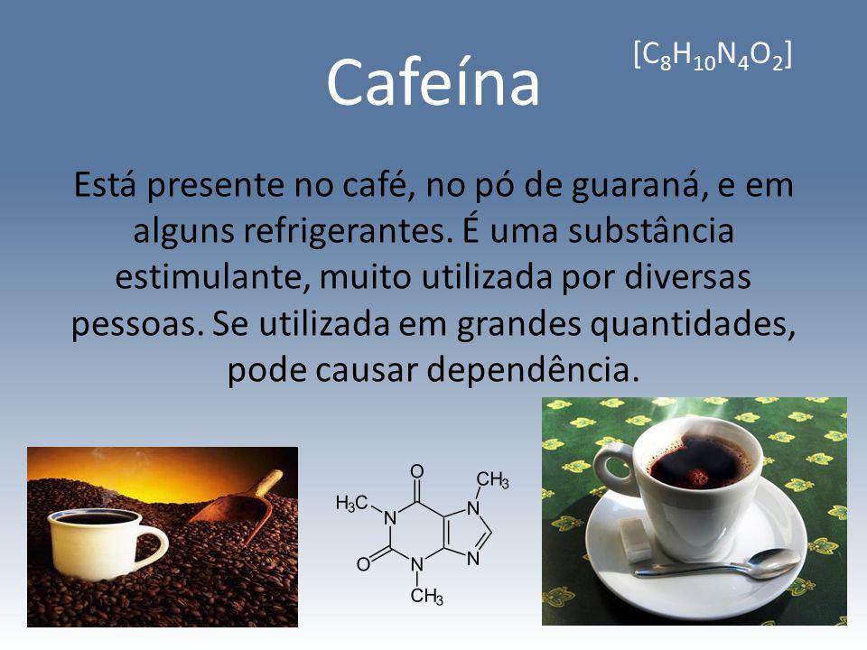 Cafeína [C8H10N4O2]